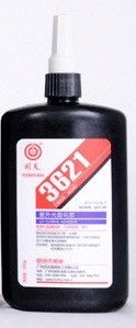 3621 UV adhesive for glass , metal and other materials for bonding , sealing , coats